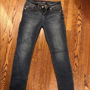 ⬇️ Reduced ⬇️ INC medium wash skinny jeans